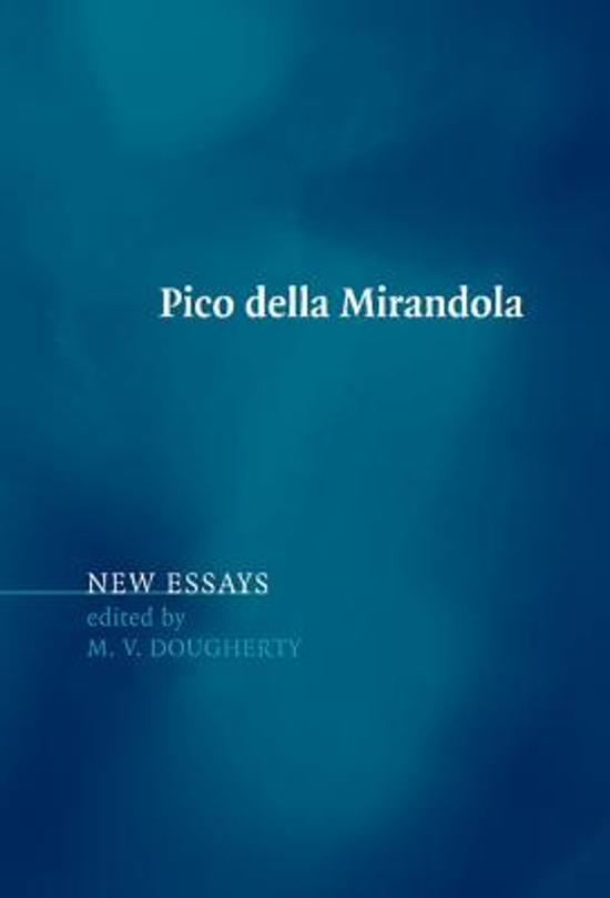 documents review machiavelli and della mirandola essay Hist 304 renaissance italy pico della mirandola, oration on the dignity of man f 12/7 conclusion and review essay 2 due (long term paper.
