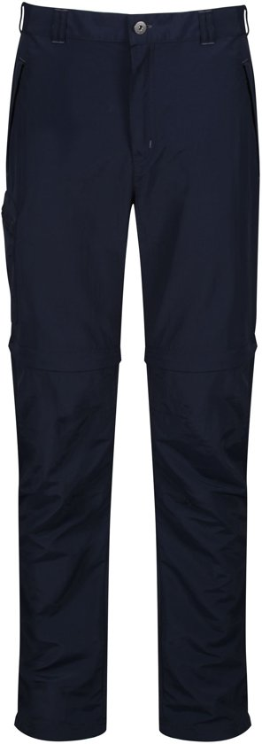 Regatta Leesville Z/O  Outdoorbroek - Heren - Blauw