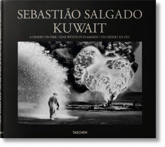 Boek cover Kuwait van Sebastião Salgado (Hardcover)