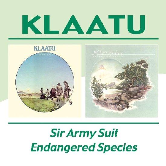 Sir Army Suit/Endangered