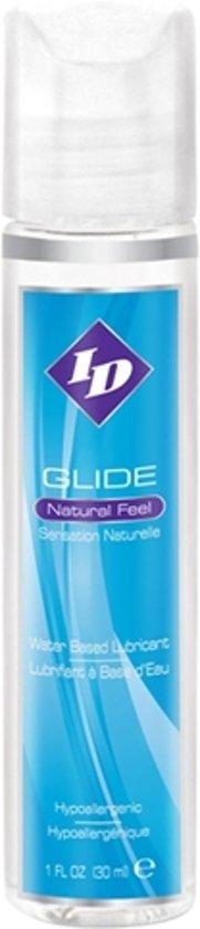 ID Glide Natural Feel - 30 ml - Glijmiddel