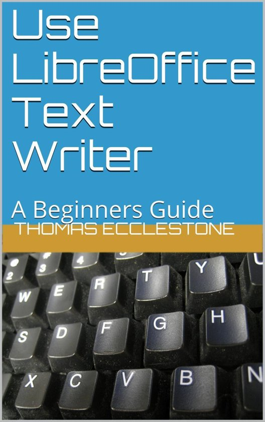Use LibreOffice Text Writer