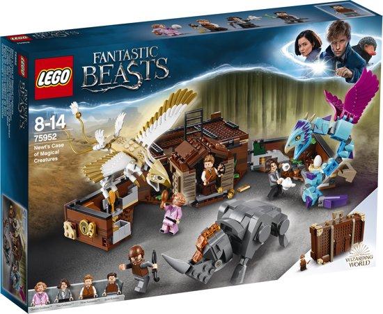 LEGO Harry Potter Fantastic Beasts Newt's Koffer met Magische Wezens - 75952