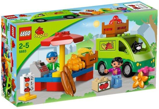 LEGO DUPLO Marktplein - 5683