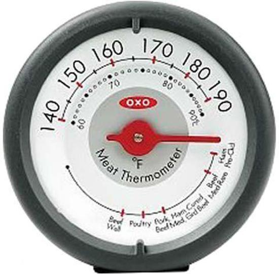 OXO Good Grips 'Leave-in-Meat' Thermometer