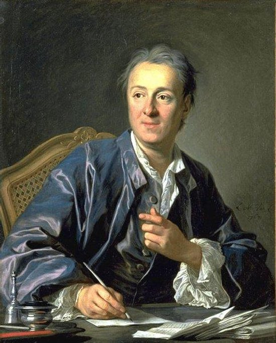 Diderot and the Encyclopaedists, both volumes in a single file