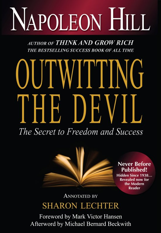 Boek cover Outwitting the Devil van Napoleon Hill (Onbekend)