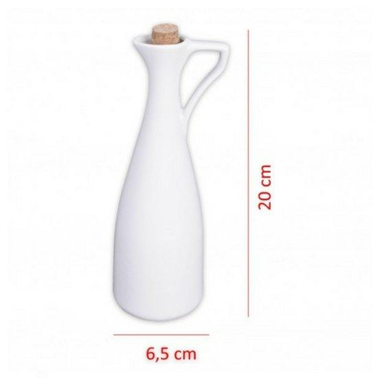 Olie & Azijn karaf | Olie kannetje | Azijn en oliestel | Azijn fles
