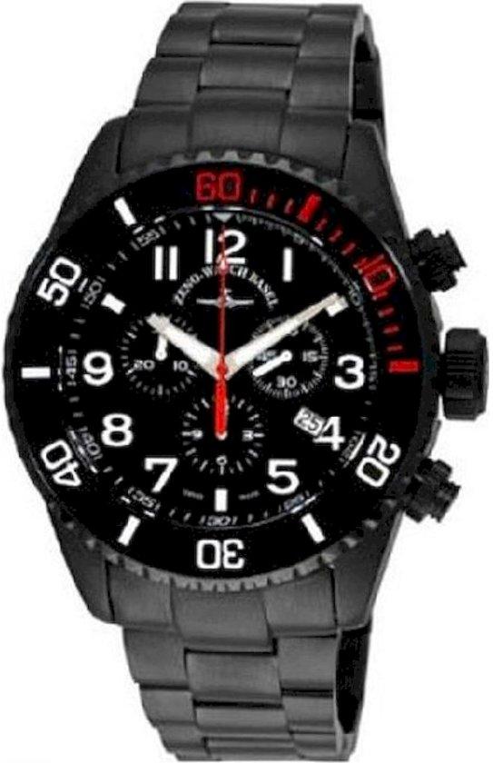 Zeno-Watch Mod. 6492-5030Q-bk-a1-7M - Horloge