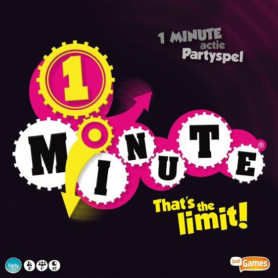 One Minute - postal versie