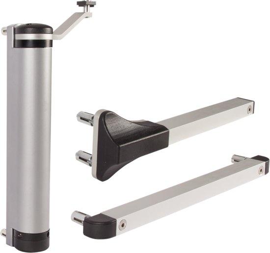 Hydraulische poortsluiter | Locinox-Zilver