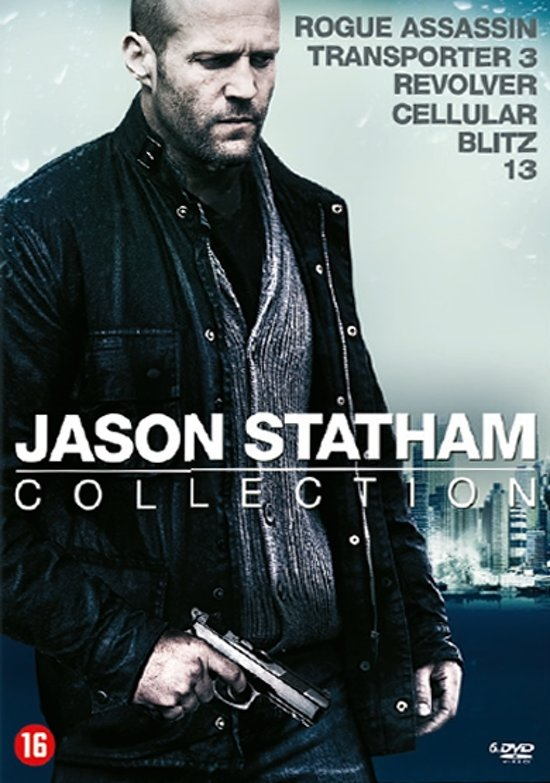 Cover van de film 'Jason Statham Box'