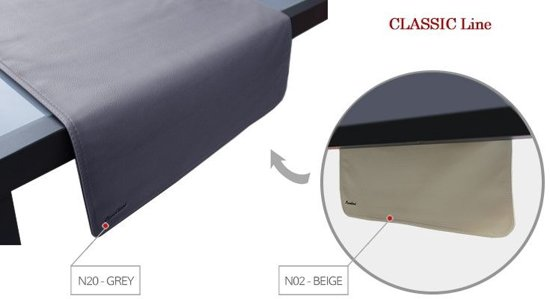 tafelloper Grey/Beige 45120 N20/02