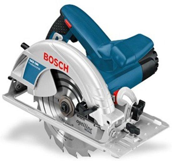 Bosch Cirkelzaagmachine GKS 190 in doos 0601623000