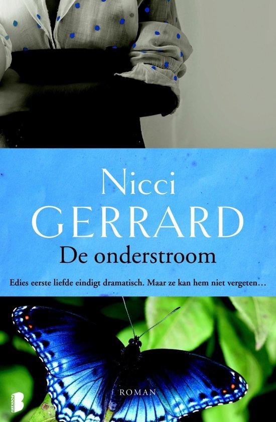 Boek cover De onderstroom van Nicci Gerrard (Onbekend)