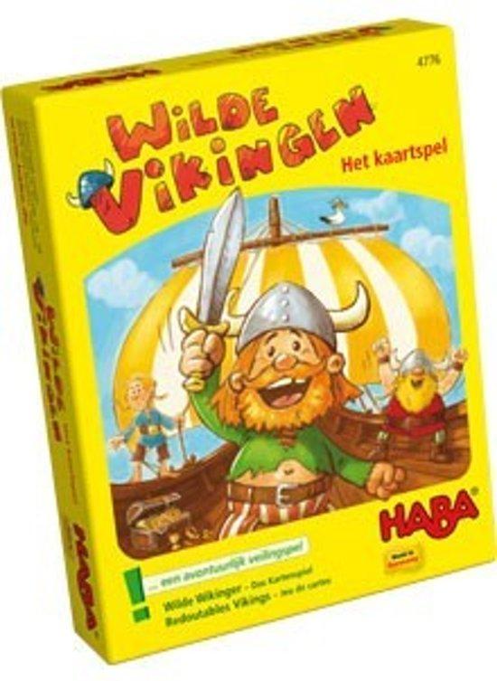 Afbeelding van het spel HABA Wilde Vikingen - Het Kaartspel