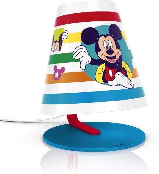 Mickey Mouse Nachtkastje.Bol Com Philips Disney Mickey Mouse Tafellamp