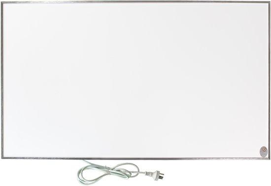 Infrarood verwarmingspaneel met aluminium kader 700Watt 59 x 119 Quality Heating in Strijen