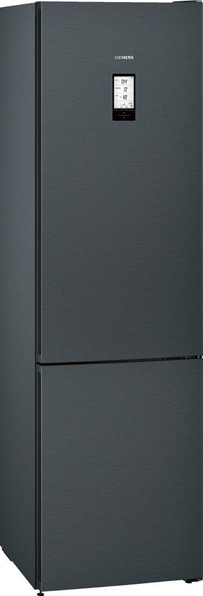 Siemens KG39FPB45 iQ700 - Koel-vriescombinatie - Zwart Inox