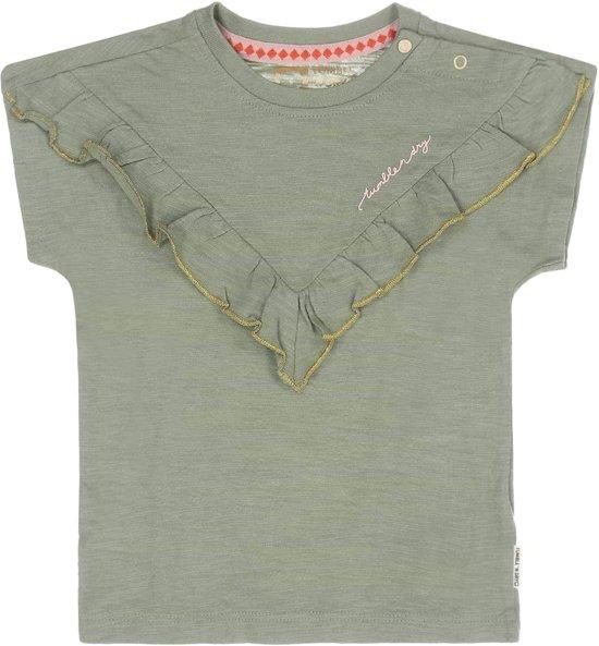 Top Honderd Zoekterm Effen Shirt Meisje