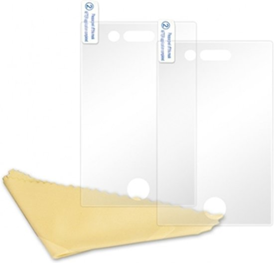 Logic3 IPT214 - Screenprotector Pack voor Apple iPod Touch 4G - Transparant