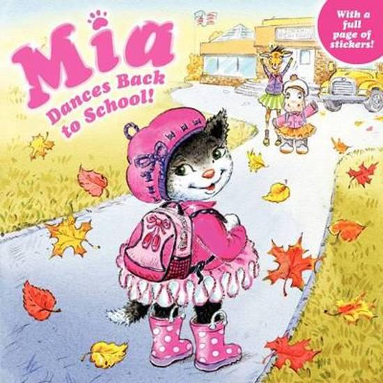 Mia Dances Back to School!