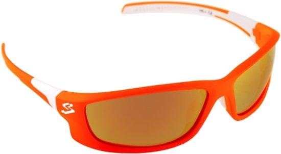fc06d57986b817 Spiuk Spicy - Sportbril - Rode lens - Polariserend - Lenscat. 3 - Oranje