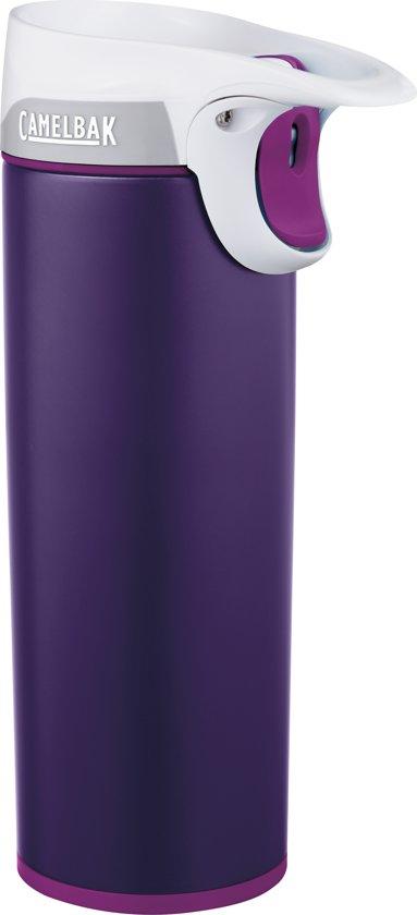 Camelbak Forge Self Seal Drinkbeker - 500 ML -  Aubergine