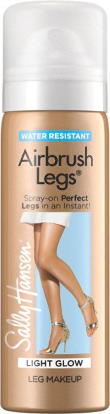 Sally Hansen Airbrush Legs Light Glow Zelfbruiner voor Benen – 75 ML – 16x4x4cm