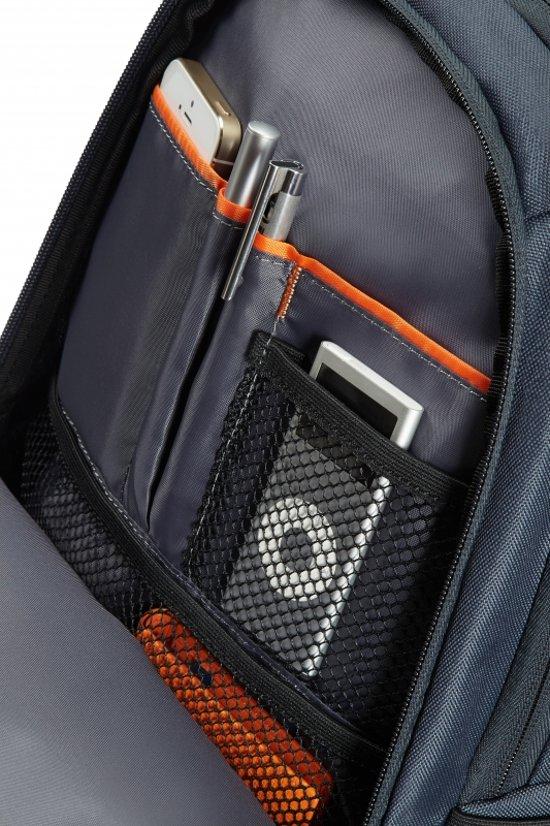 07a4890ef06 bol.com | Samsonite GuardIT - Laptop Rugzak / 17,3 inch / Grijs