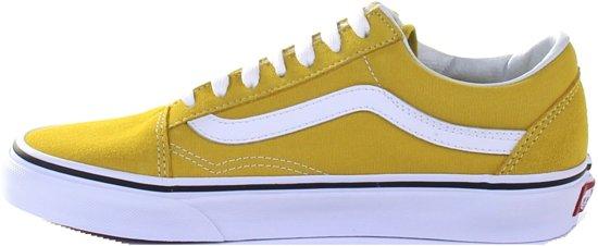 bbd707d165b bol.com | Vans Old Skool Sneakers - Unisex - Geel - Maat 39