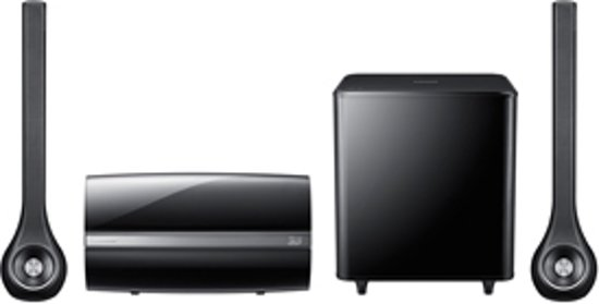 Samsung HT-ES4200 - 2.1 Home cinema set
