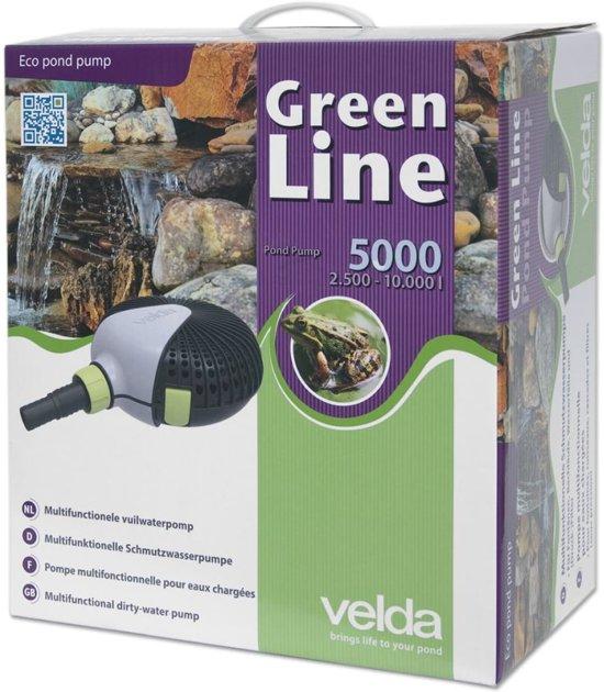 Velda Green Line 5000 vijverpomp
