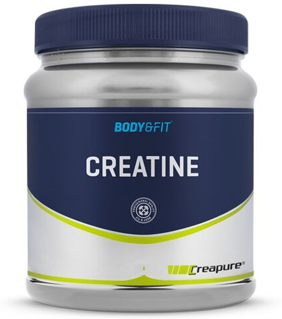 Body & Fit Creatine - CreaPure® (best creatine worldwide) - 500 gram