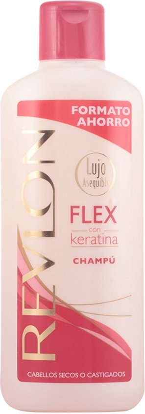 MULTI BUNDEL 2 stuks Revlon Flex Dry Hair Shampoo 650ml