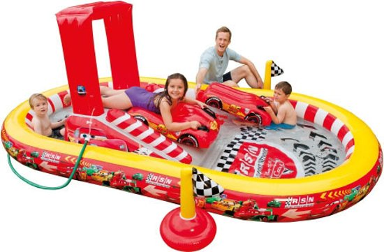 Intex Cars Play Center Zwembad