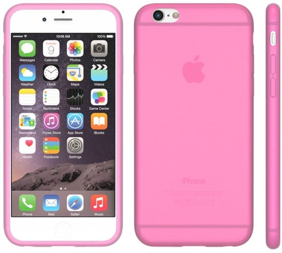 apple hoesje iphone 6 roze