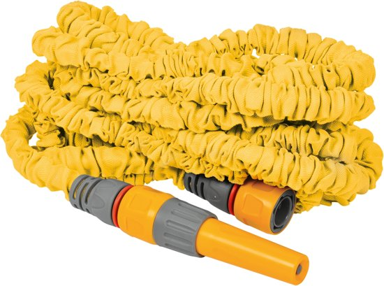 HOZELOCK SUPERHOZE 15 meter uitrekbare slang van hoogwaardige kwaliteit
