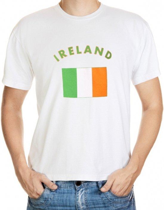 T-shirt vlag Ireland Xl