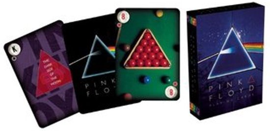Speelkaarten Pink Floyd - The Dark Side of the Moon-