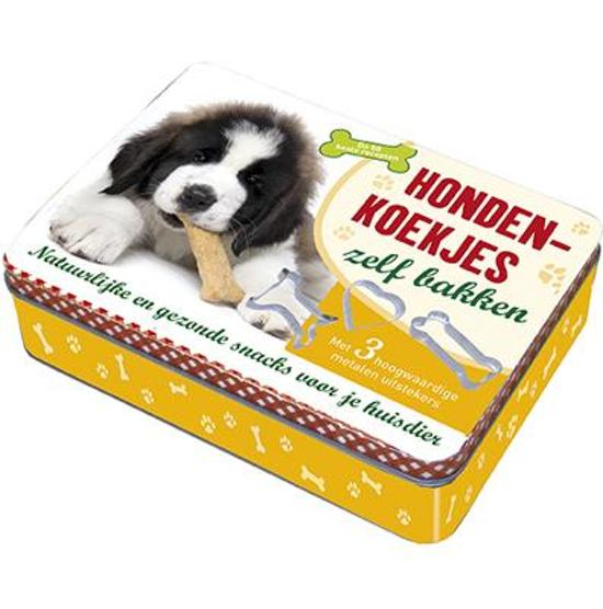 Boek-Box - Hondenkoekjes zelf bakken