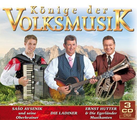 Konige Der Volksmusik