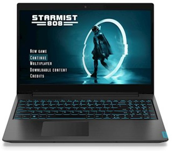 Lenovo Ideapad L340 15IRH - Gaming Laptop - 15.6 Inch