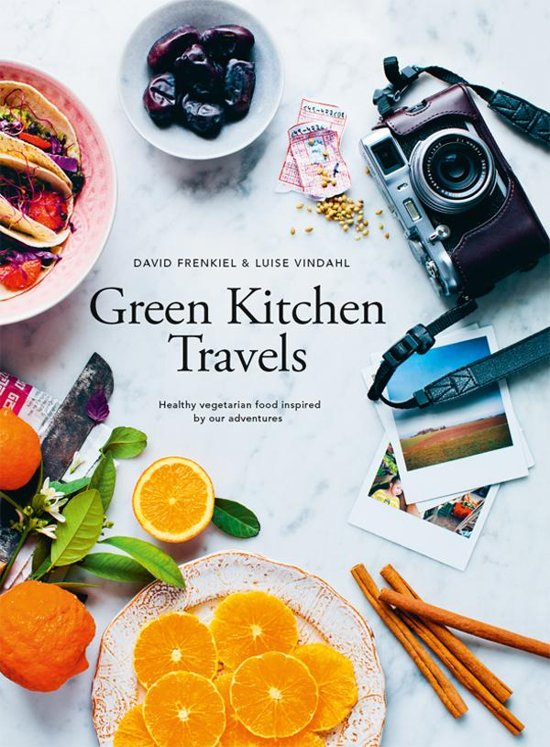 Boek cover Green Kitchen Travels van David Frenkiel (Onbekend)