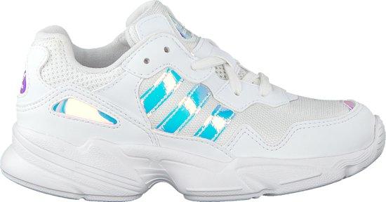 Maat 96 Yung C Meisjes Sneakers Wit Adidas 32 8n0vmNw