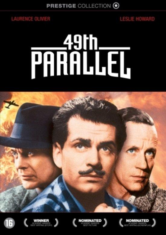 Cover van de film '49th Parallel'