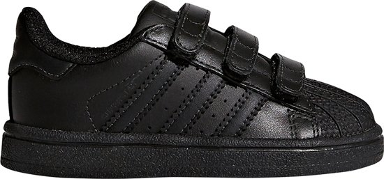adidas superstar kinder black