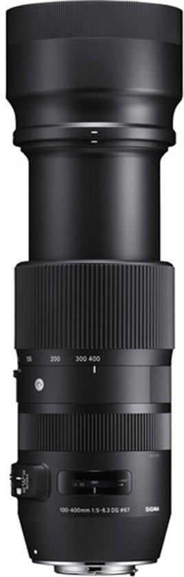 Sigma 100-400mm f/5-6.3 DG OS HSM C Nikon
