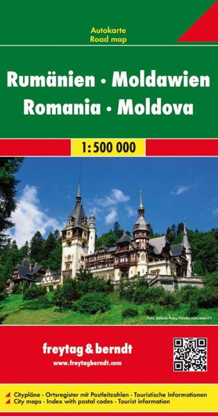 FB Roemenië • Moldavië