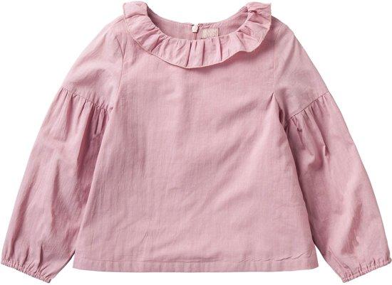 Roze blouse Beena